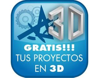 Proyectos de decoración en 3D gratis en las tiendas de muebles en Madrid Toscana, Lira y Canadá