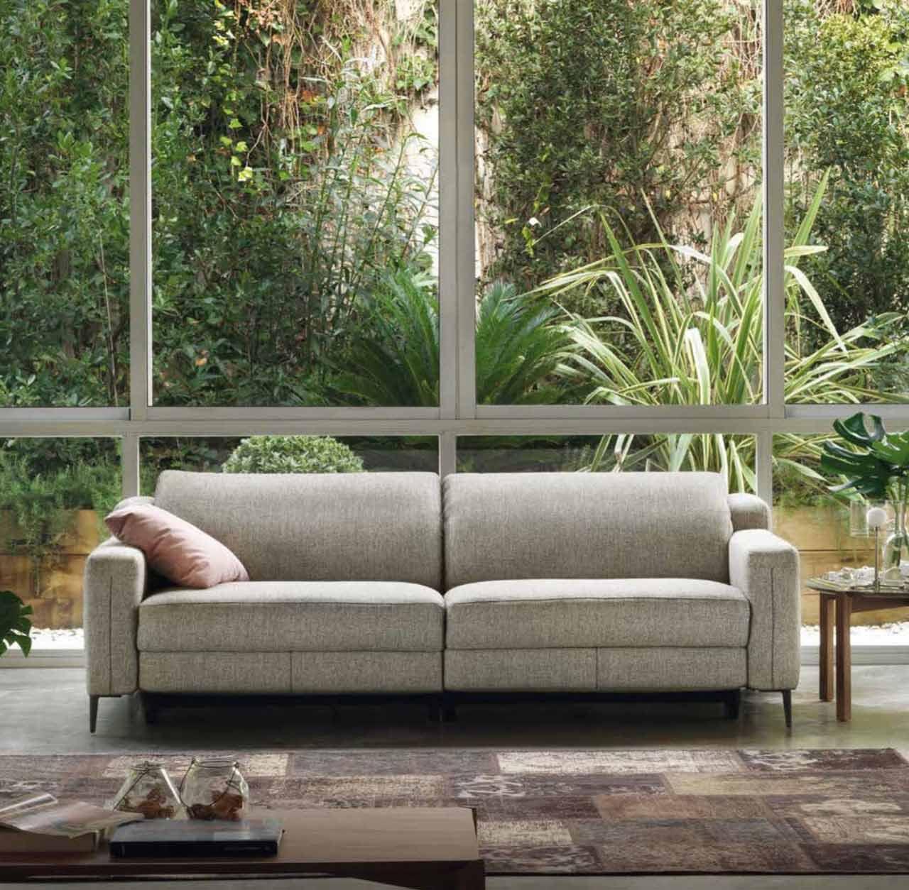 Nuevos sofás relax y deslizantes